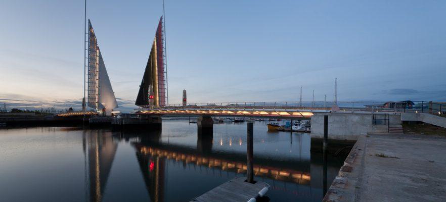Poole Harbour Bridge Built 2011