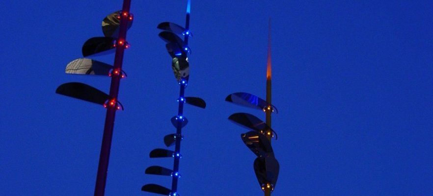 Birmingham Lightwands All three installed complete