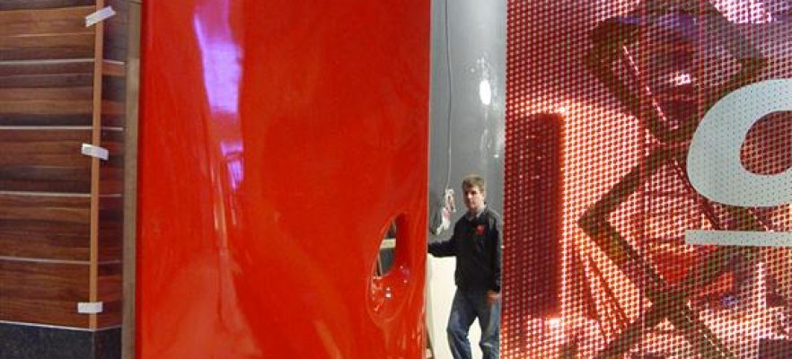 Champion Sports AMS manufactured a door for the Champion Sports Shop
