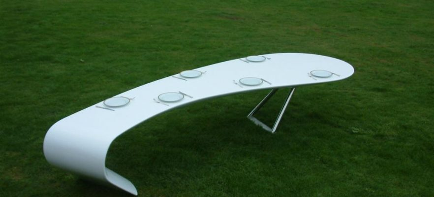 New York Table ALA - 5 metre dining table